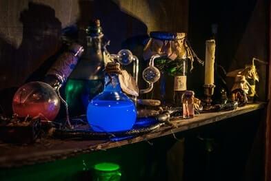 Квест комната Подземелье Хогвартса