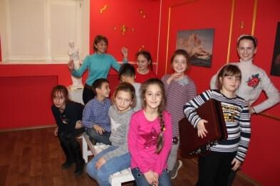 Квест комната 'Ограбление музея'